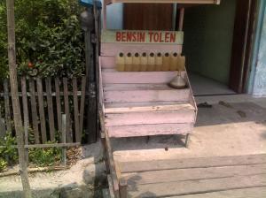 Bensin Tolen